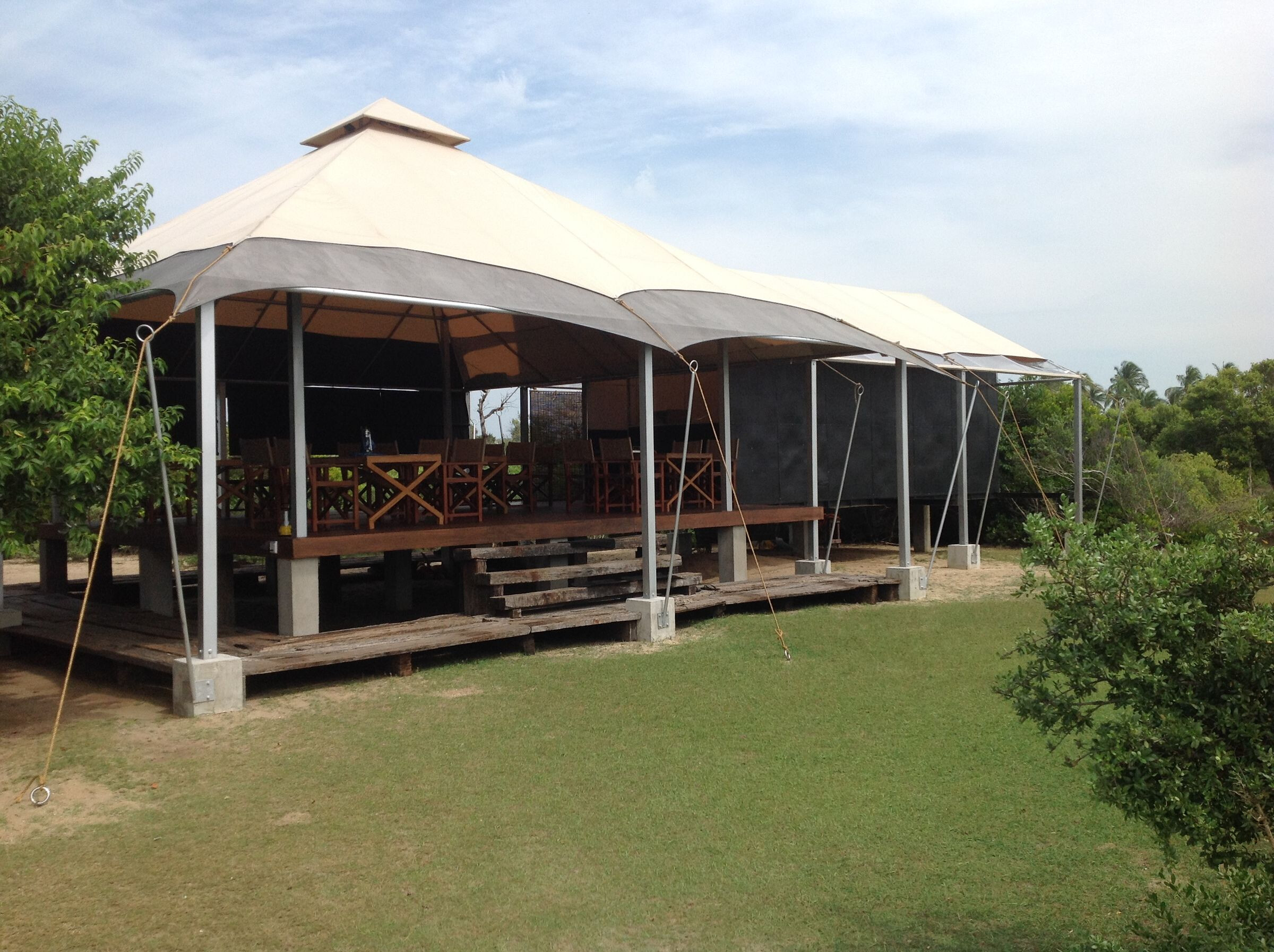 Kodev Wilderness Tented Camp