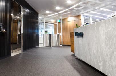 Quartz Carpet
