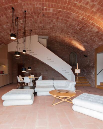 Calella Mediterranean house restoration