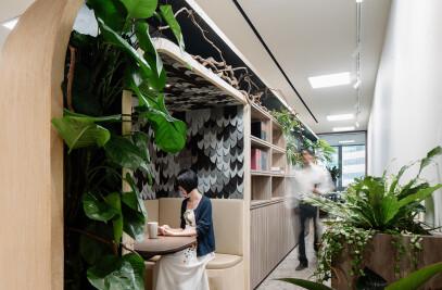 Verdant Spine Office