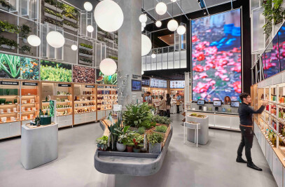 NYC Retail Flagship Concept