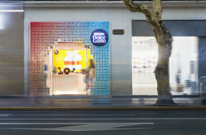 Nestle's First Concept Store