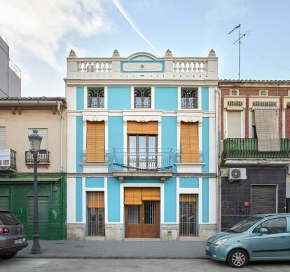 El Cabanyal Residential Renovation