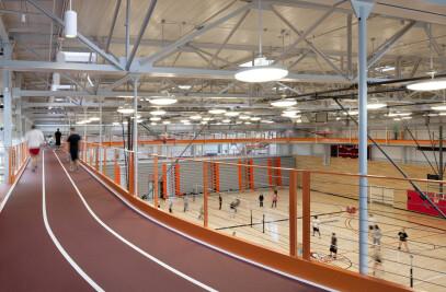 Walter Price Student Fitness Center