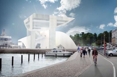 Guggenheim Helsinki - An Art Observatory