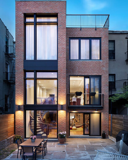 First Passive Plus House in the United States