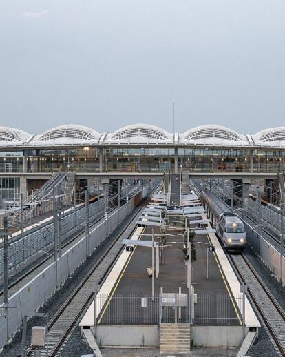 Gare Montpellier – Sud-de-France
