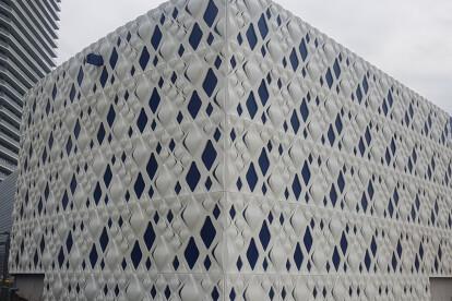 CAAST Ultra-High Performance Concrete