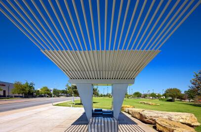 VIA Bus Stop