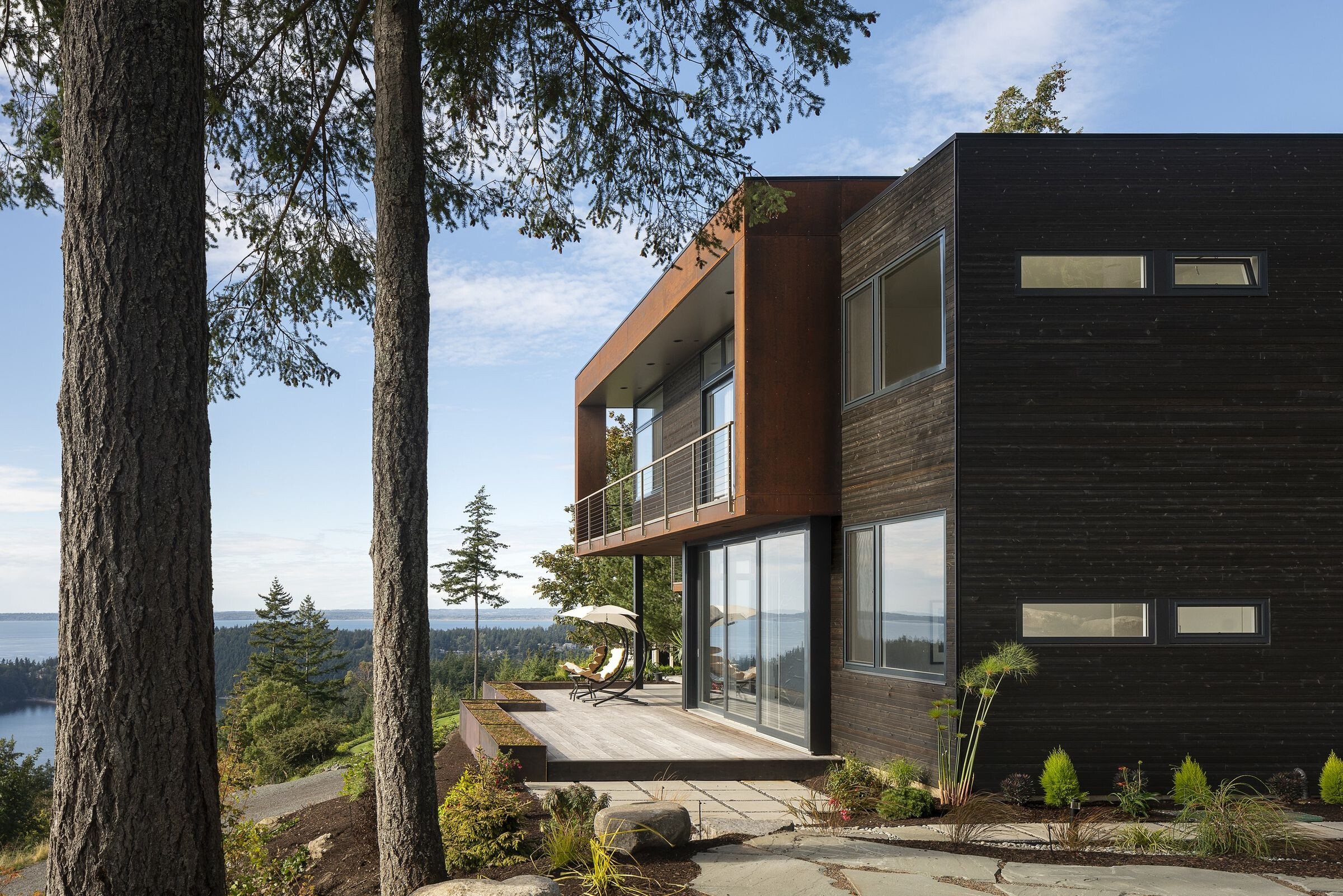 House on the Cove