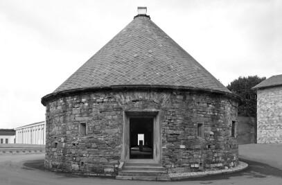 Cappella di preghiera nell'antica Polveriera