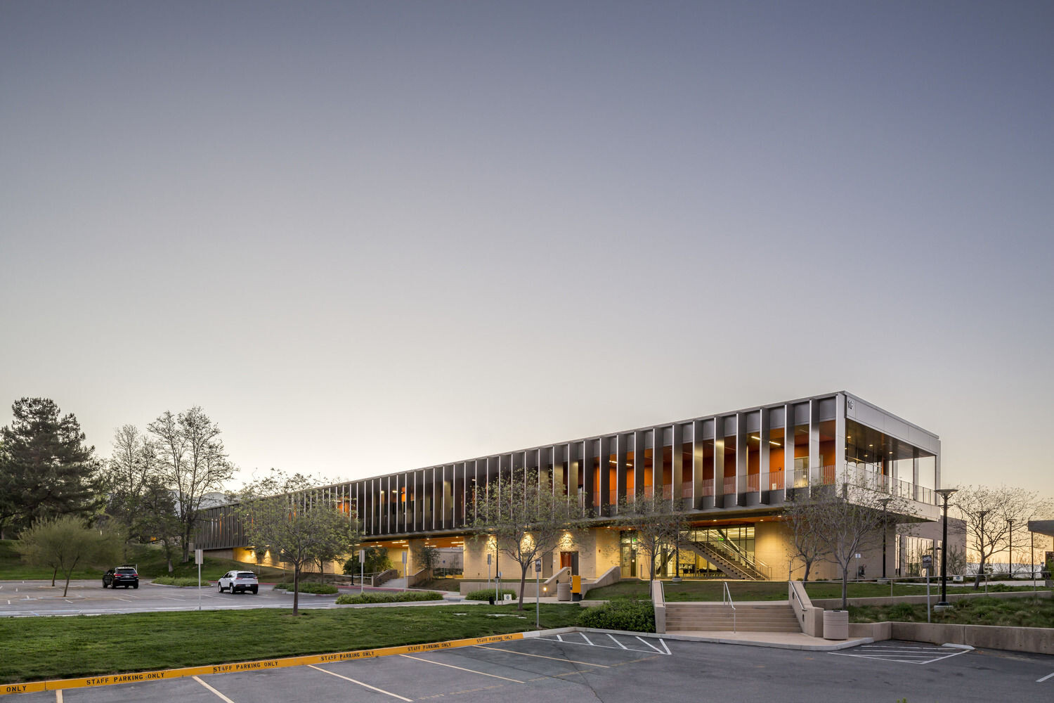 Crafton Hills College, Public Safety Building