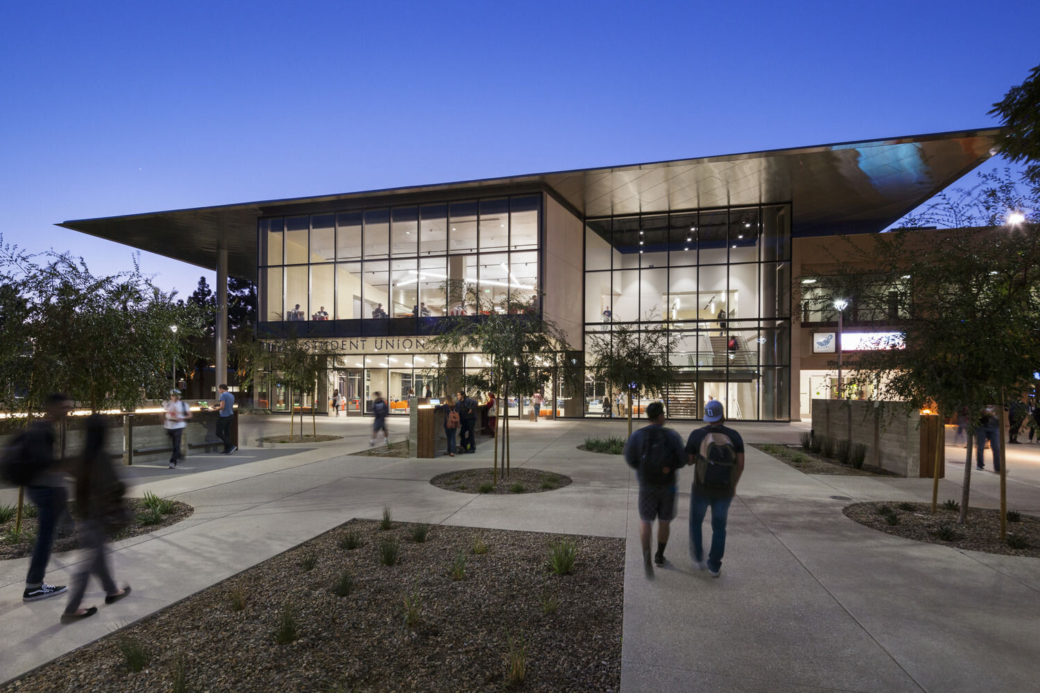 Cal State Fullerton,  Titan Student Union