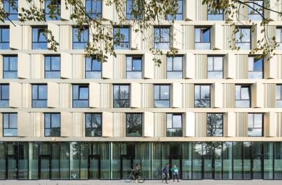 Erasmus Campus Student Housing