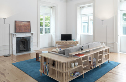 Scaffold Sofa