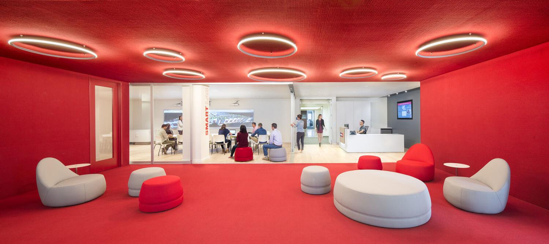 Suffolk Office Interiors, San Francisco