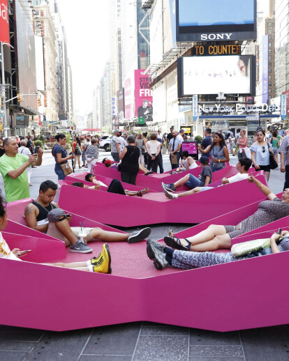 XXX Time Square with Love