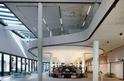 HeartFelt® - Textile Linear Walls Interior