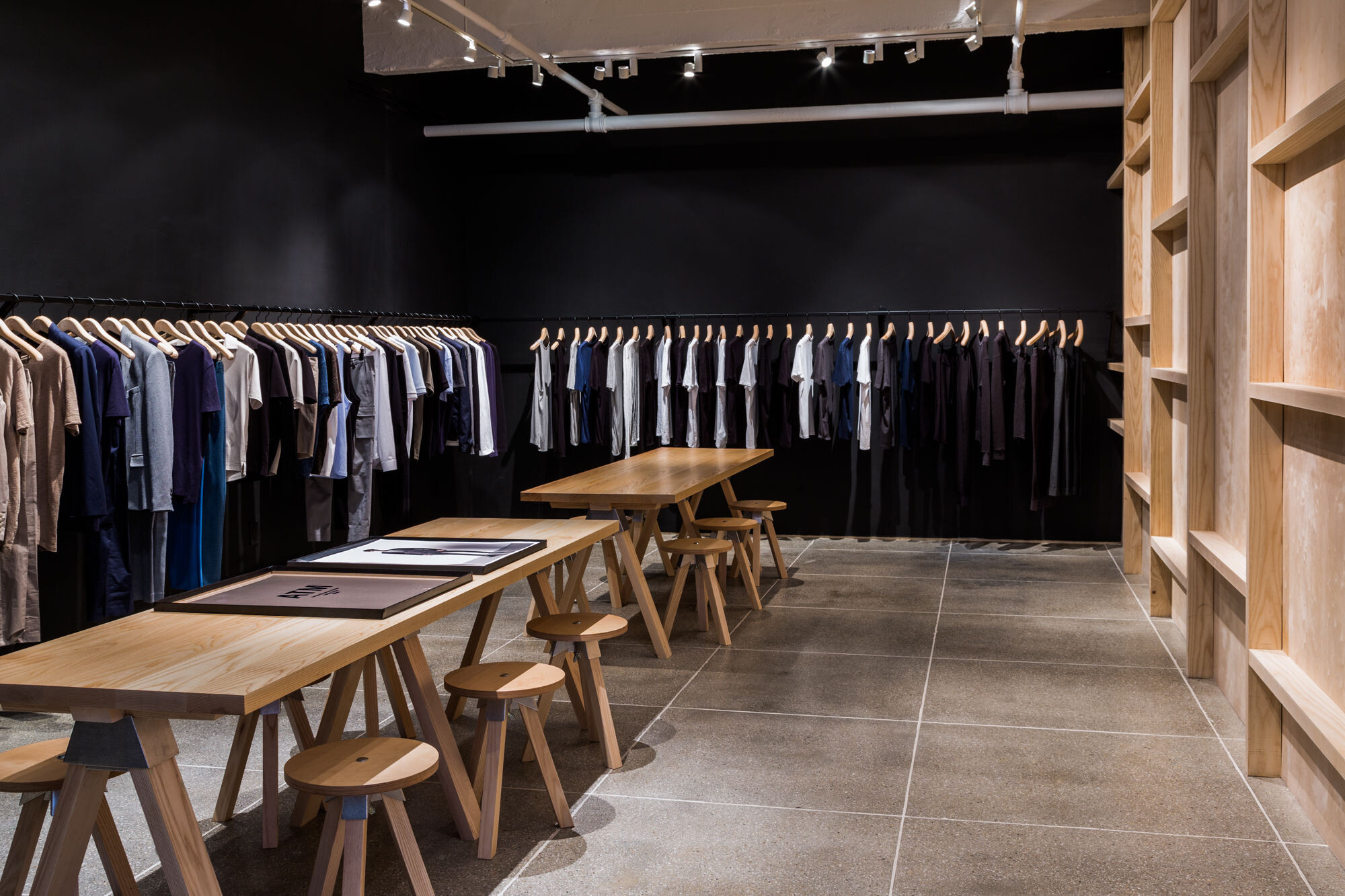 ATM Fashion House's Showroom & Office Space