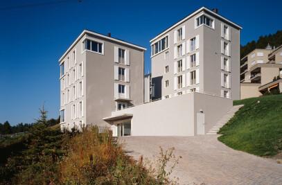 Mehrfamilienhäuser Jacques Buff