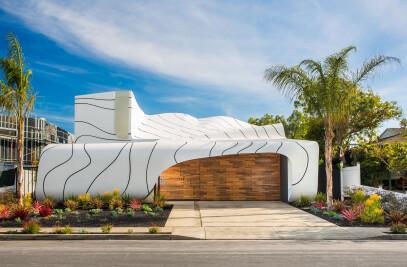 Wave House Venice California