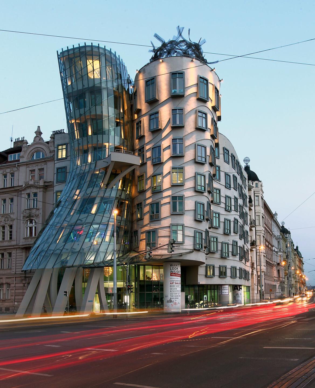 NATIONALE-NEDERLANDEN BUILDING