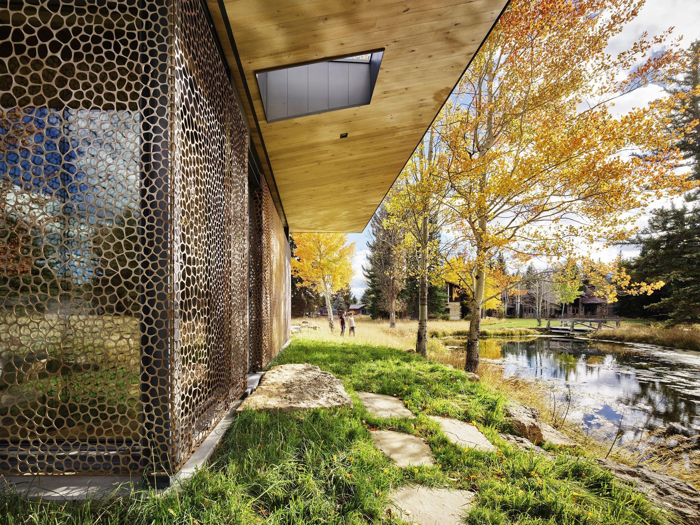 Queen's Lane Pavilion