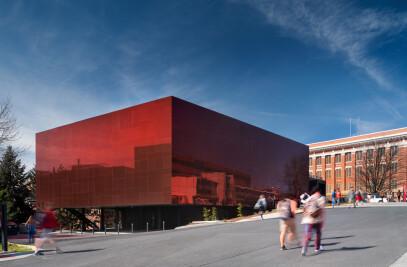 The Jordan Schnitzer Museum of Art