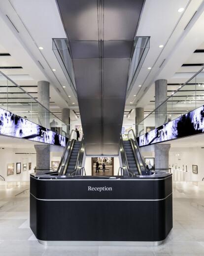 Sotheby's New York Headquarters