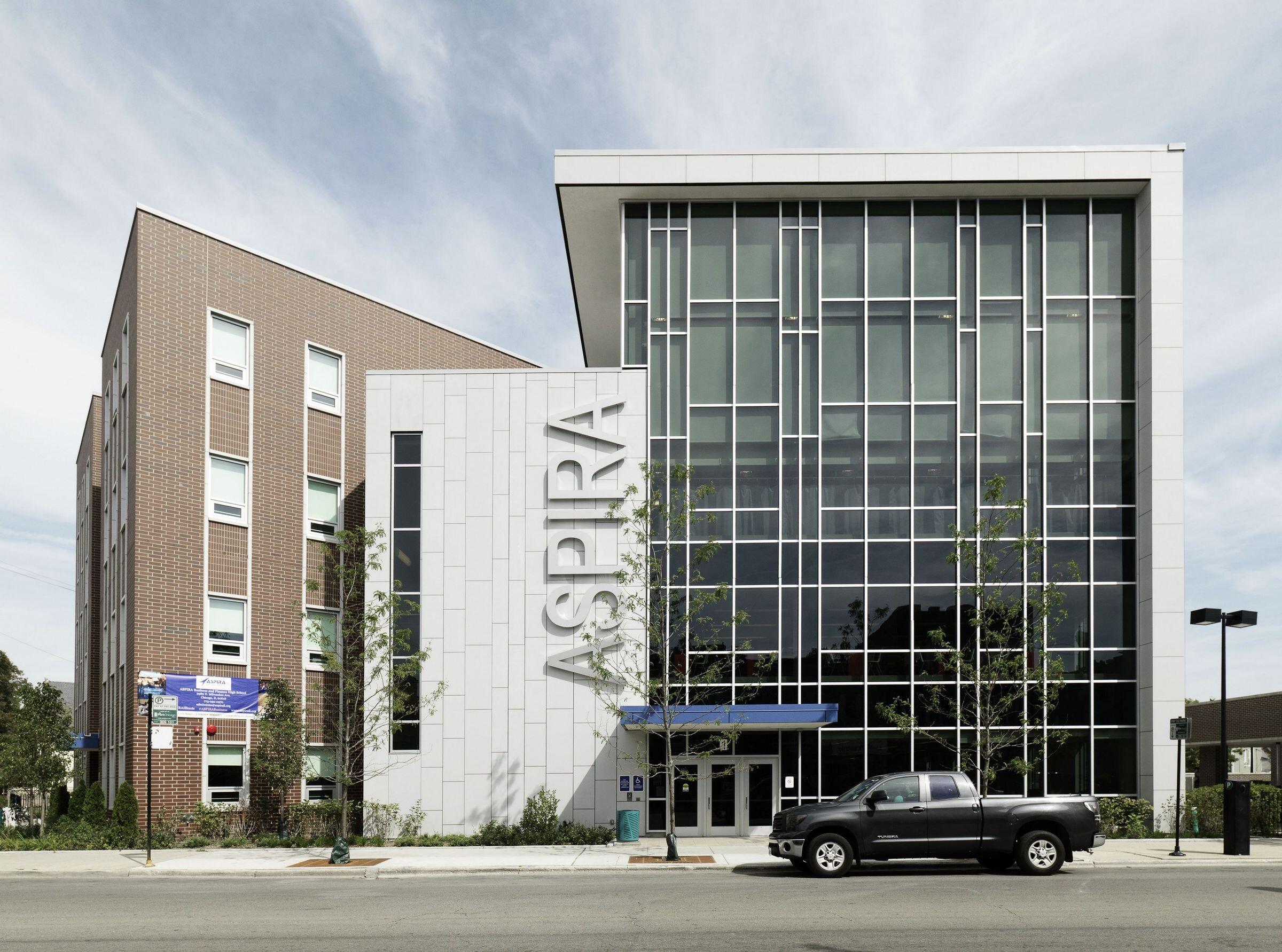Aspira Business & Finance High School