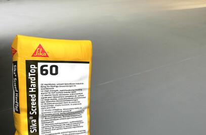 SikaScreed HardTop-60