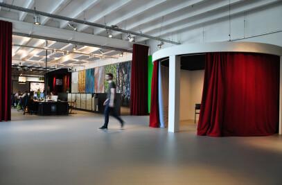 Multi-Layered Curtain