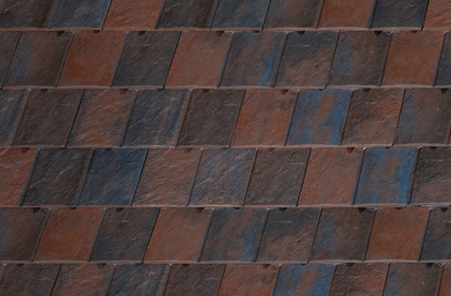 VISUM 3 CLAY ROOF TILE