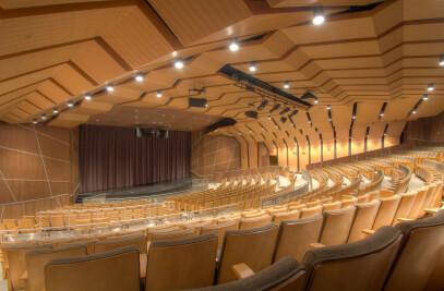 MCC Theatre Renovation Project
