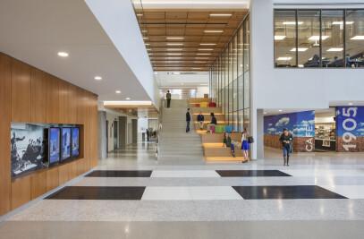 UND,  School of Medicine and Heath Sciences