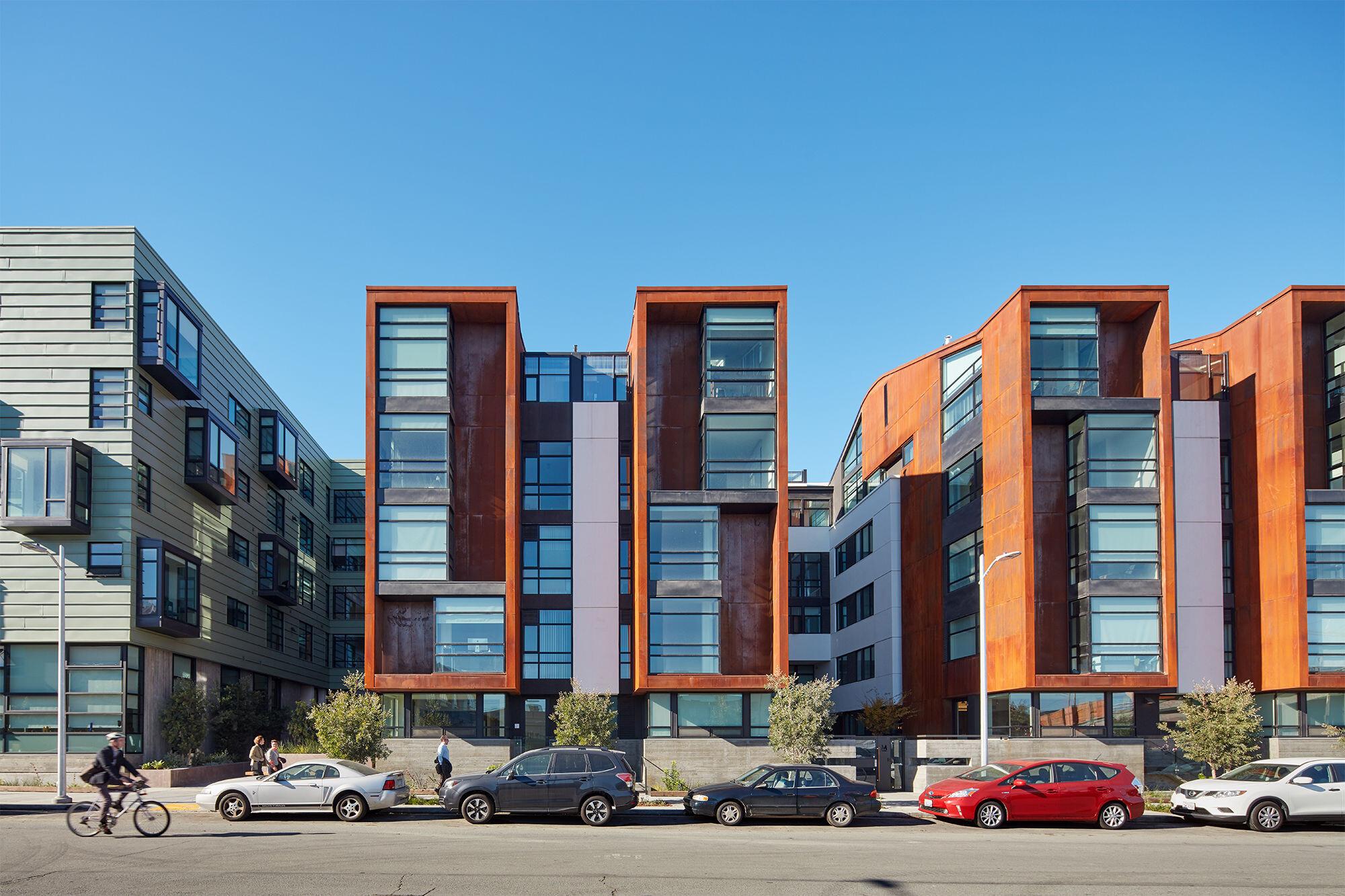 """M"" Building, 660 Indiana Street"
