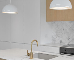 Neolith Estatuario Contemporary Kitchen