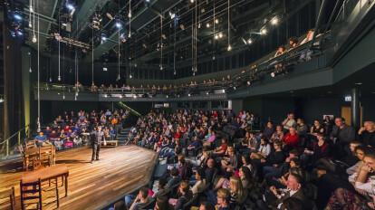 The Theatre School, DePaul University   Pelli Clarke Pelli