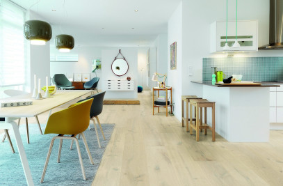 Pergo Wood - STAY CLEAN feature
