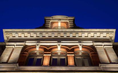 Art & Caffeine, Faema Flagship Store. Project & light planning: traverso-vighy architetti