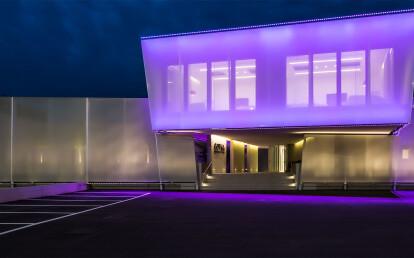 Gotha Cosmetics Headquarters, Bergamo, Italy. Project: iarchitects