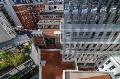 5‐7 rue Schoelcher Building
