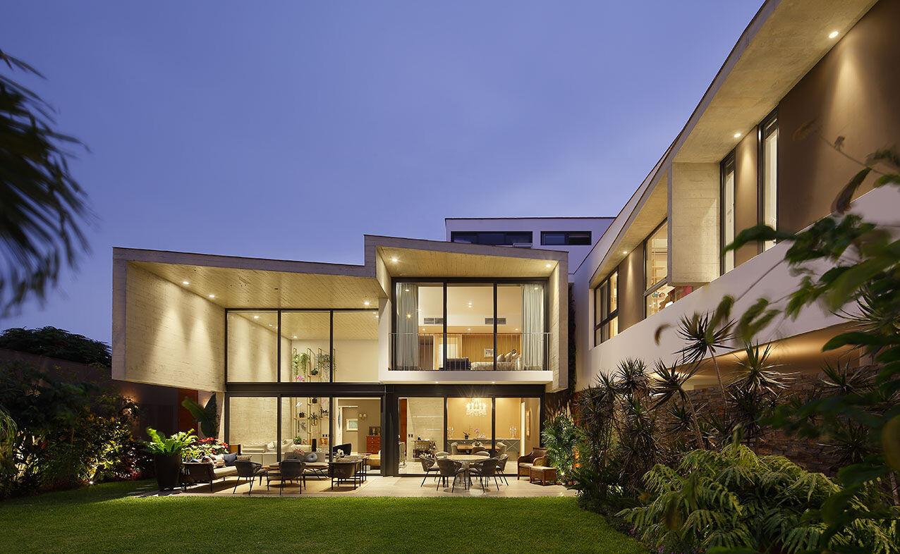 Proyecto arquitectura Casa urbana RDR