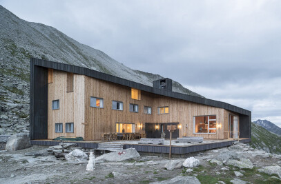 Edelrauthütte / Ponte di Ghiaccio Mountain Lodge