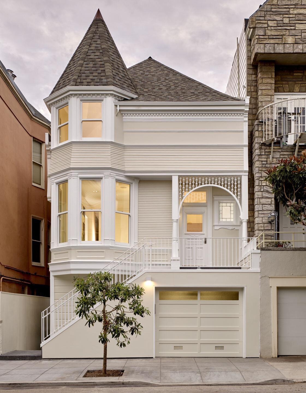 Belvedere Street Residence