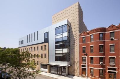 The Boston Conservatory, Hemenway Building
