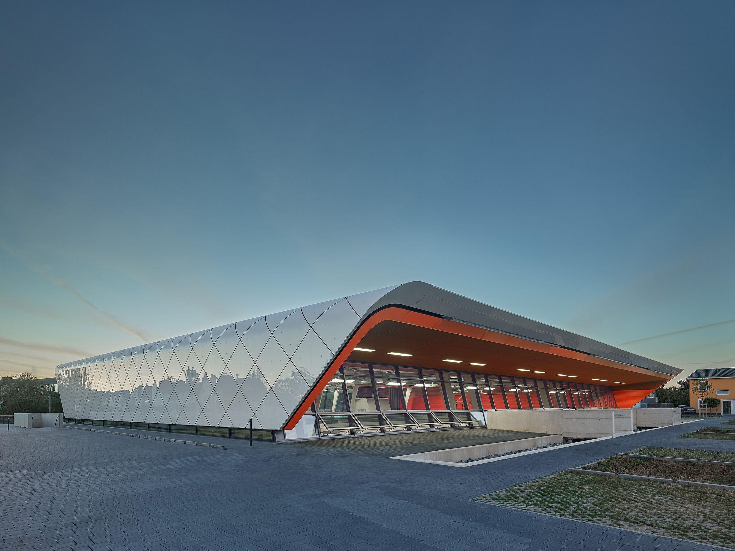 LEO, Sportshall in Pfungstadt