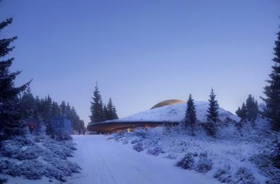 Solobservatoriet Planetarium and Visitor Center