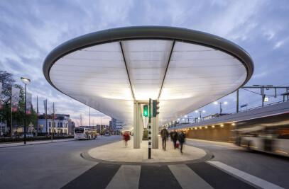 Busstation Tilburg