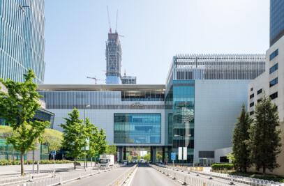 China World Trade Center Renovation